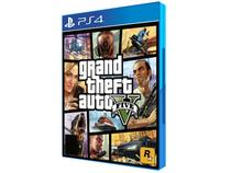 Grand Theft Auto V para PS4 - Rockstar