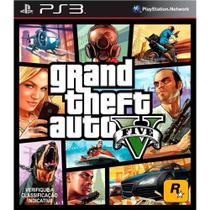 Grand Theft Auto V - Ps3 - Rockstar Games