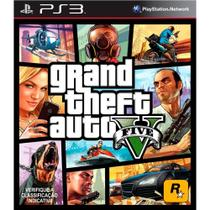 Grand Theft Auto V - PS3 - Rockstar games