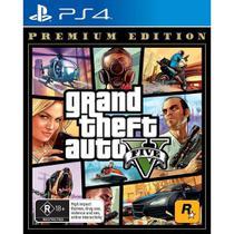 Grand Theft Auto V - Ps4 - Sony