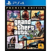 Grand Theft Auto V - Ps4 - Sony