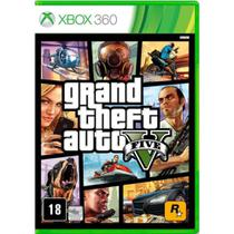 Grand Theft Auto V  - Xbox-360 - Microsoft