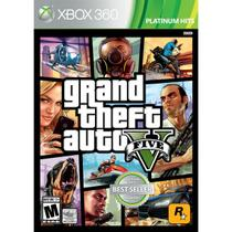 Grand Theft Auto V - Xbox 360 - Microsoft