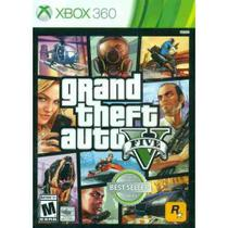 Grand Theft Auto V Xbox 360 Midia Fisica - Xbox360