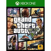 Grand Theft Auto V - Xbox One - Microsoft