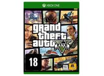 Grand Theft Auto V  - XBOX ONE - Rockstar games