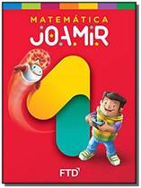 Grandes autores matematica joamir 1 - ftd -