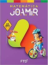 Grandes autores matematica joamir 4 - ftd -