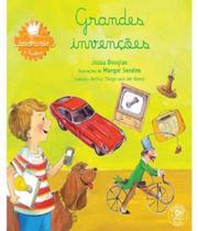 Grandes Invencoes - Brinque-book -