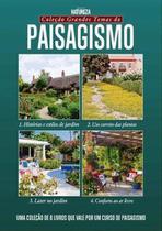 Grandes temas do paisagismo - uma coleçao de 8 - Zamboni