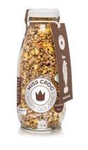 Granola Crispy Tradicional Sem Glúten Garrafa Miss Croc 140g -