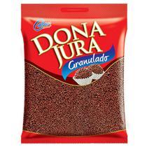 Granulado Chocolate Macio Dona Jura 500g - Cacau Foods -