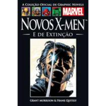 Graphic Novels Marvel Novos X-Men e De Extinção -