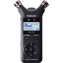 Gravador De Audio Digital Tascam Dr-07x -