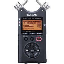 Gravador de áudio Tascam DR40 -