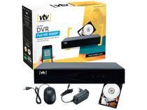 Gravador de Vídeo DVR VTV Digital VTV-012 - 8 Canais HDMI 500GB