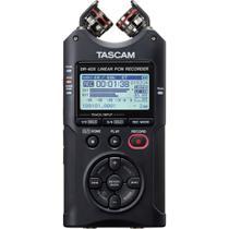 Gravador Digital De Áudio Voz Tascam Dr-40x -