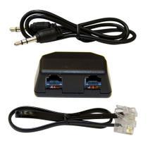Gravador digital de voz, telefônico e MP3 player com 4 GB - Coby