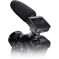 Gravador Digital Tascam Dr-10SG Microfone Shotgun -