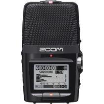 Gravador Digital Zoom H2n 2-Input 4-Track Portátil -