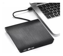 Gravador Dvd Cd Externo Usb 3.0 Portátil Pc Ultrabook - Pro - Foguete Box