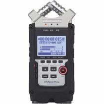 Gravador Zoom H4n Pro Gravador Digital de Áudio -
