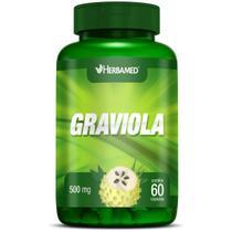 Graviola - 60 Cápsulas - Herbamed -