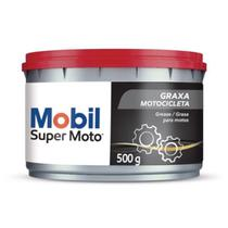 Graxa Mobil Super Moto Grease - Authentic -