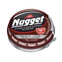 Graxa Nugget em Pasta Marron -