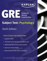 GRE Subject Test - Kaplan Inc Dba Kaplan Test Prep