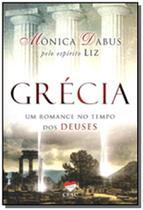 Grecia um romance no tempo dos deuses - Ceac