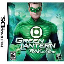 Green Lantern Rise Of The Manhunters -Nds - Nintendo