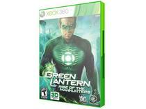 Green Lantern Rise of the Manhunters Xbox 360  - Warner