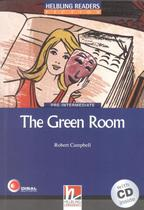 Green room - pre-intermediate -with cd-rom - Disal editora