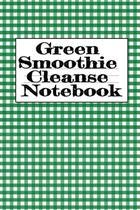Green Smoothie Cleanse Notebook - Inge baum