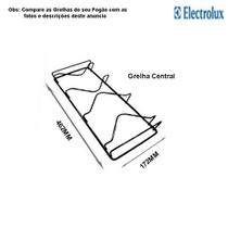 Grelha central p/ fogões tripla chama electrolux 5 bocas 76 dab -