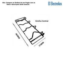 Grelha central p/ fogões tripla chama electrolux 5 bocas 76 ebr -