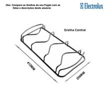 Grelha central para fogões electrolux  5 bocas 76 lsu -