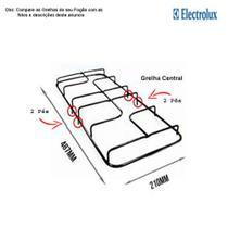 Grelha central para fogões electrolux 6 bocas 76 sm -
