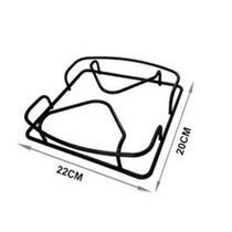 Grelha esmaltada p/ fogões electrolux 4 bocas 52 srb -