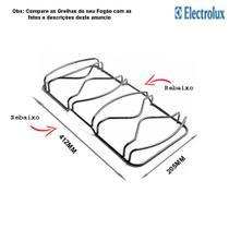 Grelha esmaltada para fogões electrolux 4 bocas 50 sbc -
