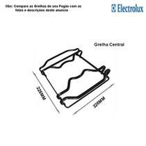 Grelha lateral p/ boca tripla chama fogões electrolux 4 bocas dx -
