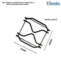 Grelha lateral p/fogões tripla chama electrolux 5 bocas 76 dxr -