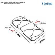 Grelha lateral para fogões electrolux  5 bocas 76 bsp -