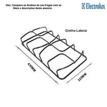 Grelha p/ fogões electrolux 4 bocas 52 sx -