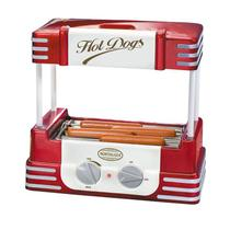Grelha Para Hot Dog Retrô Nostalgia Tensão 120V RHD800 -