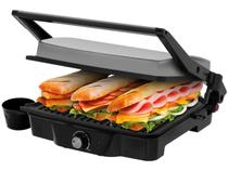 Grill Britânia Press 180 1400W - Coletor de Gordura