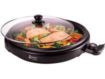 Grill Lenoxx Gourmet 1500W - Controle de Temperatura
