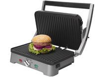 Grill/Sanduicheira Arno Destacável Premium - Retangular 1200W com Coletor de Gordura