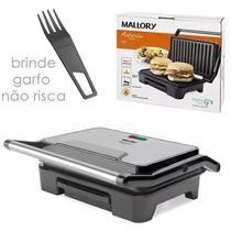 Grill Sanduicheira Asteria Compact Mallory 900w Com Coletor -